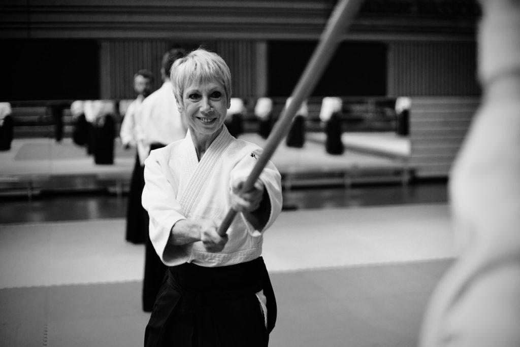 Pratique Cours d'Aïkido 5