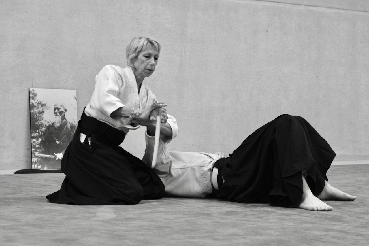 Pratique Cours d'Aïkido 2