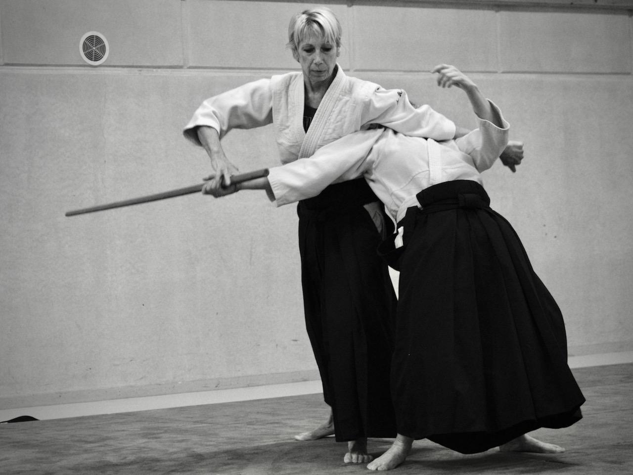 Pratique Aïkido Main nue et arme